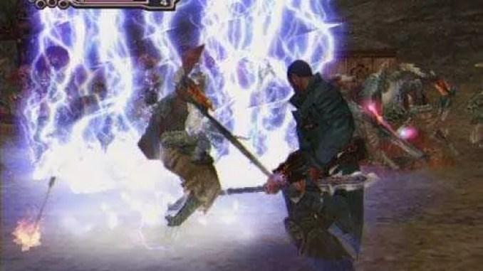 Onimusha 3 Demon Siege ScreenShot 2
