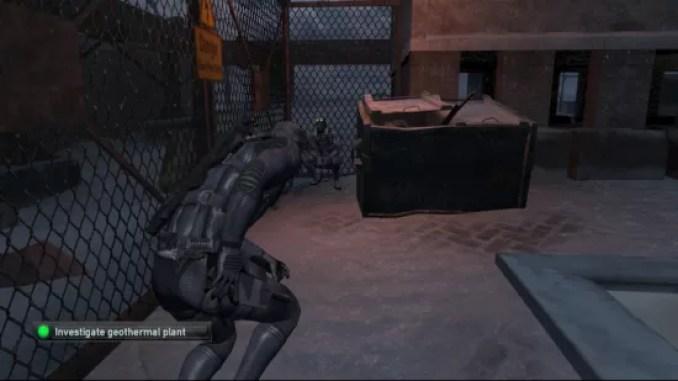 Splinter Cell Double Agent ScreenShot 3