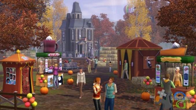 The Sims 3 Seasons ScreenShot 1