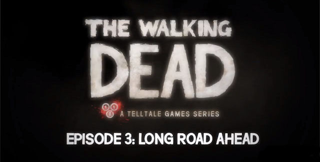 The Walking Dead Episode 3 Long Road Ahead Download Free