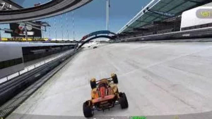 TrackMania Nations Forever ScreenShot 1