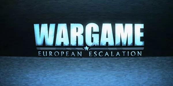 Wargame European Escalation Free Download Game