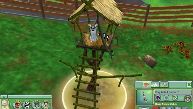Zoo Tycoon 2 ScreenShot 3