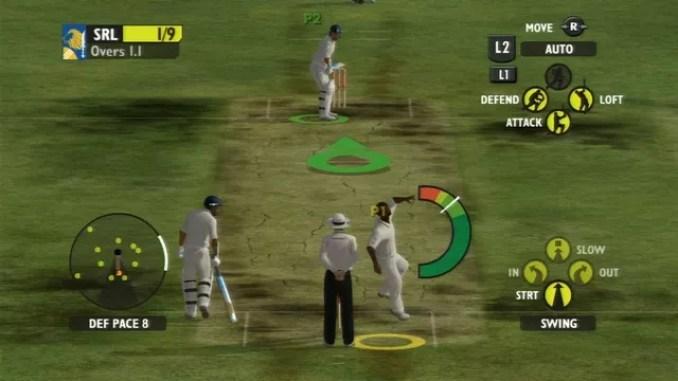 Ashes Cricket 2009 ScreenShot 3