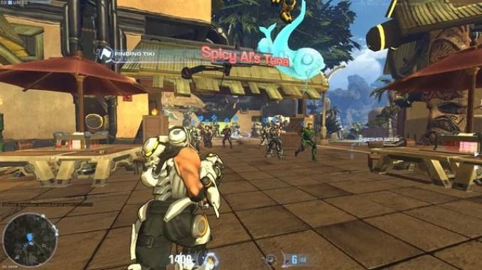 Firefall ScreenShot 2