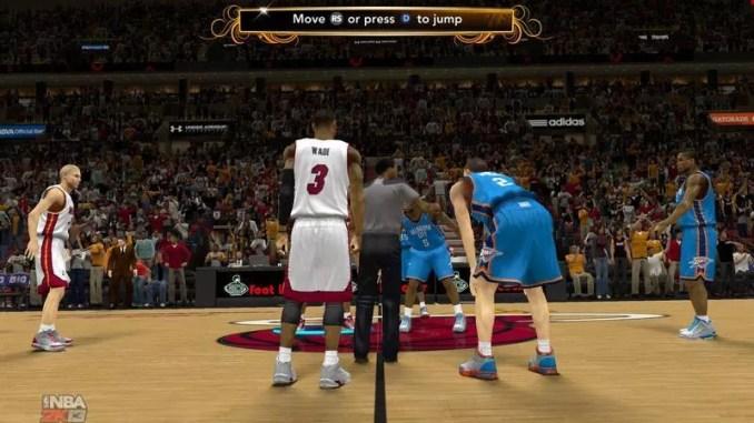 NBA 2K13 ScreenShot 2