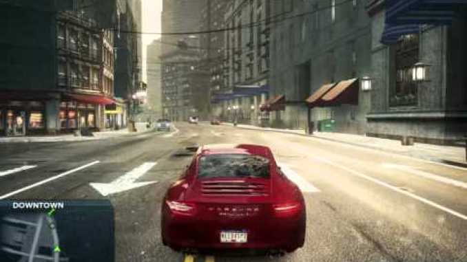 Need for Speed Most Wanted 2012 ScreenShot 3