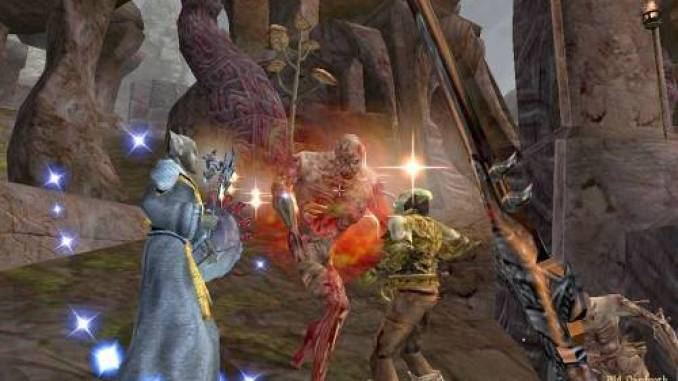 The Elder Scrolls III Morrowind ScreenShot 1
