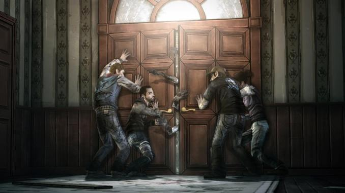 The Walking Dead Episode 5 No Time Left Free Download Game