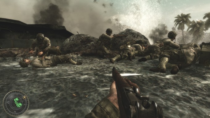 Call of Duty World At War ScreenShot 3