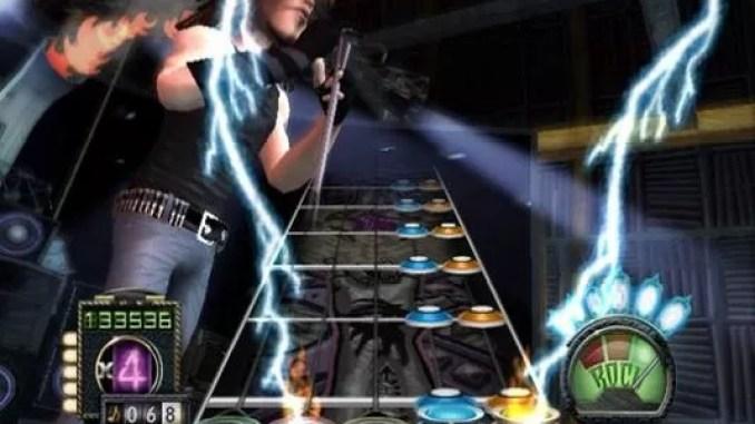 Guitar Hero III Legends of Rock ScreenShot 1