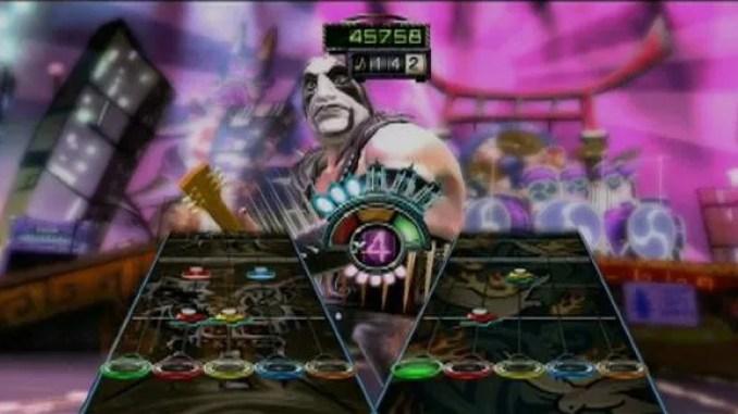 Guitar Hero III Legends of Rock ScreenShot 2