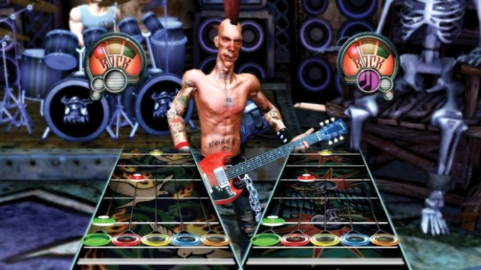 Guitar Hero III Legends of Rock ScreenShot 3