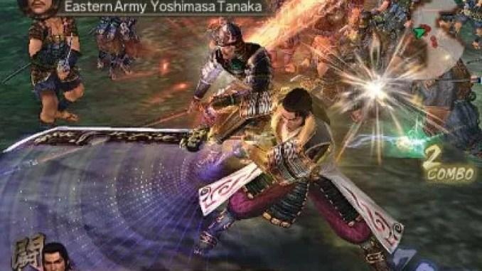 Samurai Warriors 2 ScreenShot 1