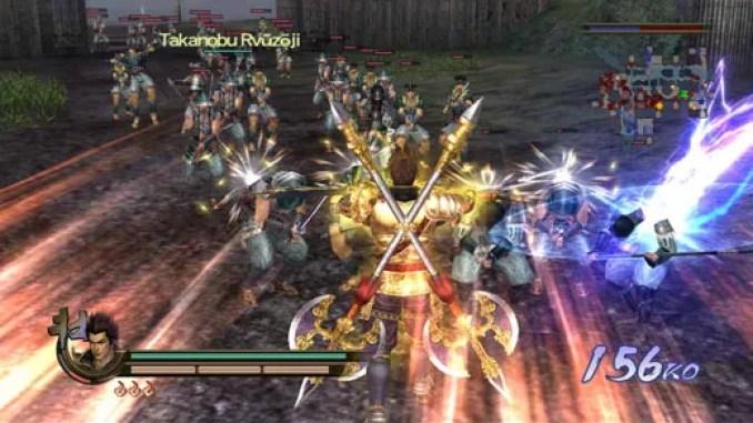 Samurai Warriors 2 ScreenShot 2