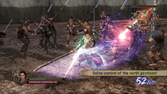 Samurai Warriors 2 ScreenShot 3
