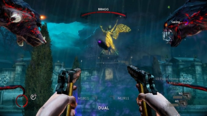 The Darkness II ScreenShot 2