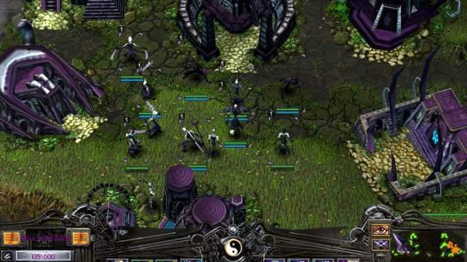 Battle Realms+Winter Of The Wolf ScreenShot 3