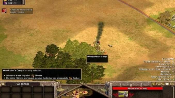 Rise of Nations ScreenShot 1
