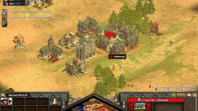 Rise of Nations ScreenShot 3