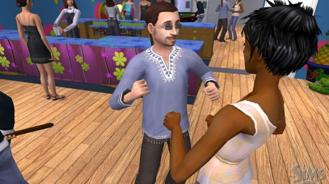 The Sims 2 University ScreenShot 3