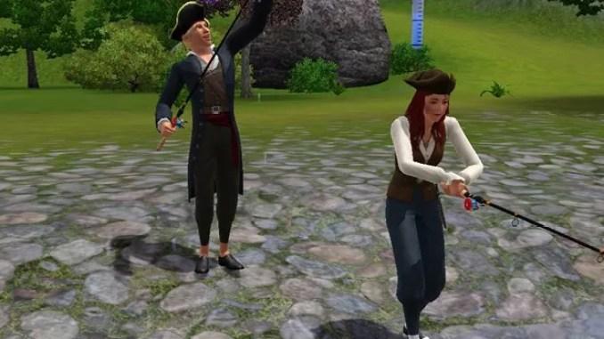 The Sims 3 Barnacle Bay ScreenShot 3