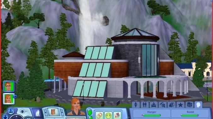 The Sims 3 Hidden Springs ScreenShot 2