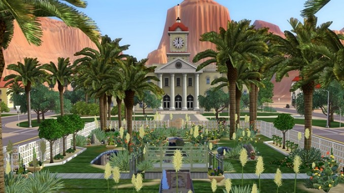 The Sims 3 Lucky Palms ScreenShot 1