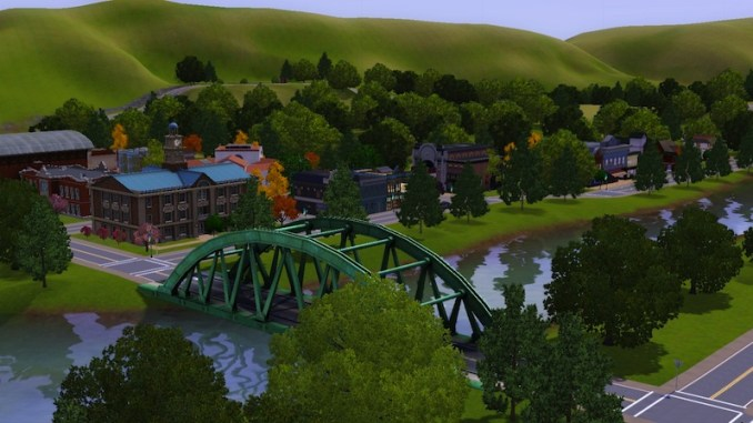 The Sims 3 Riverview ScreenShot 3