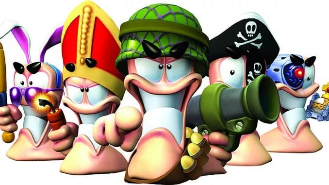 Worms 4 Mayhem Free Full Version Download