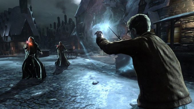Harry Potter and the Deathly Hallows 2 ScreenShot 4