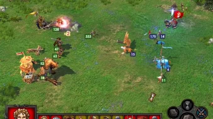 Heroes of Might and Magic V ScreenShot 2