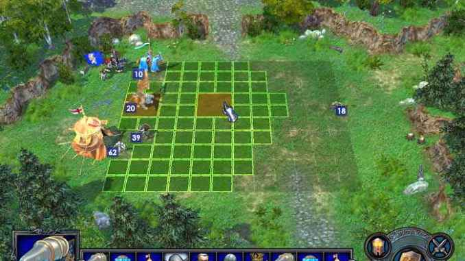 Heroes of Might and Magic V ScreenShot 3