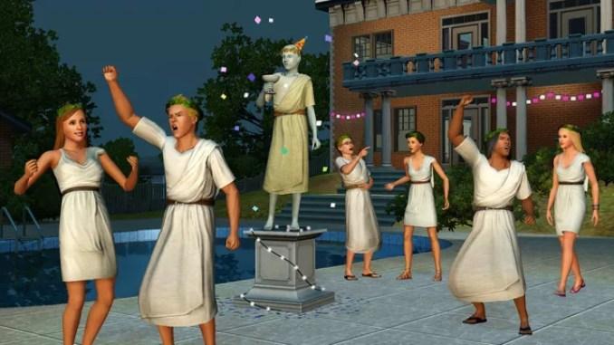 The Sims 3 University Life ScreenShot 1