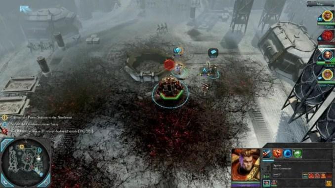 Warhammer 40000 Dawn of War II - Chaos Rising ScreenShot 3
