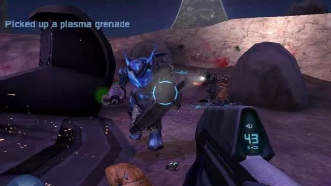 Halo Combat Evolved ScreenShot 1