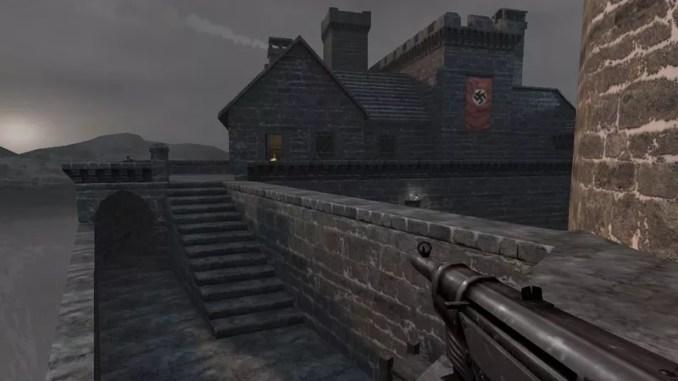Return to Castle Wolfenstein ScreenShot 1