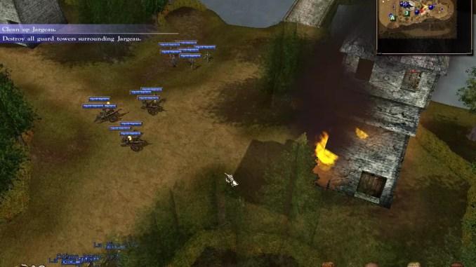 Wars and Warriors Joan of Arc ScreenShot 3