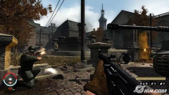 Wolfenstein ScreenShot 1