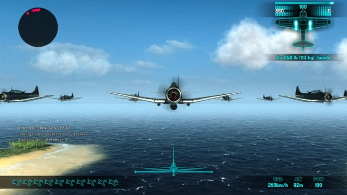 Air Conflicts Pacific Carriers ScreenShot 1