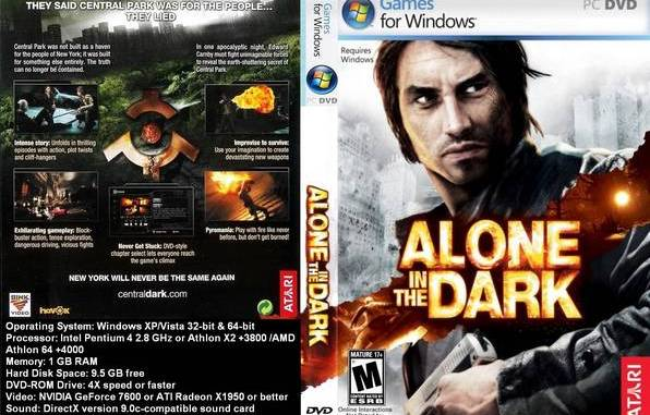 Alone in the Dark (2008) Free Game Download