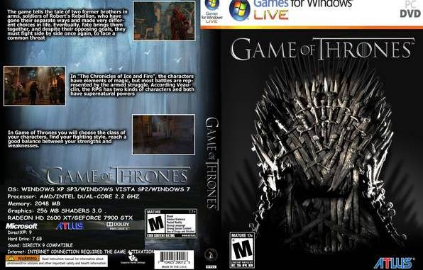 Game of Thrones Free Game Download