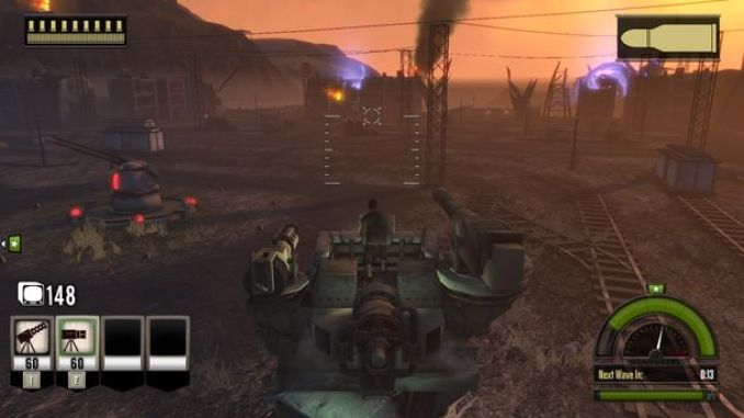 Iron Brigade ScreenShot 2
