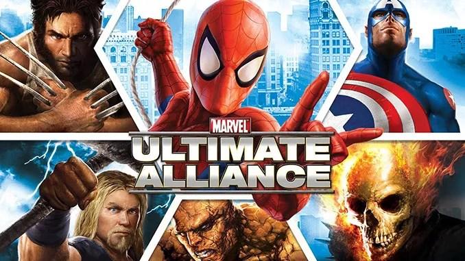 Marvel: Ultimate Alliance (2016) Free Download Full Game