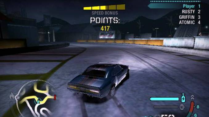 Need for Speed Carbon ScreenShot 2