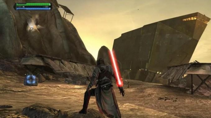 Star Wars The Force Unleashed 2 ScreenShot 1