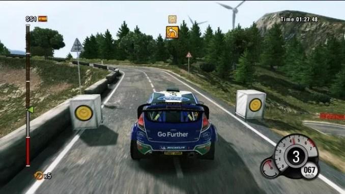 WRC 3 FIA World Rally Championship ScreenShot 3