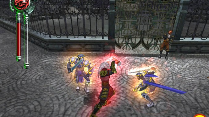 Blood Omen 2 ScreenShot 1