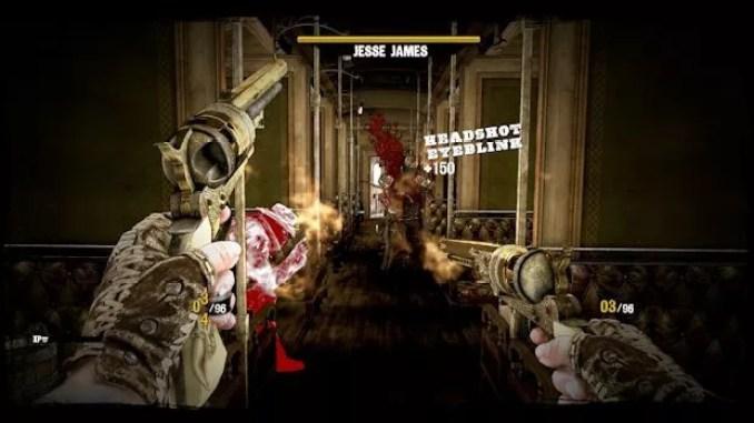 Call of Juarez Gunslinger ScreenShot 1