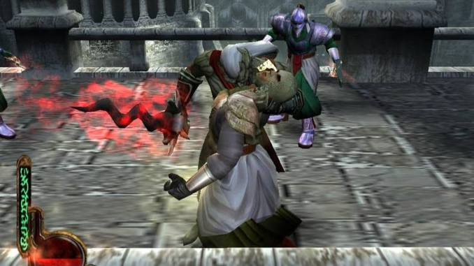 Legacy Of Kain Defiance ScreenShot 3